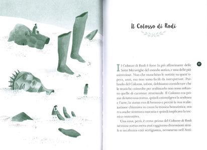 Libro Le 7 meraviglie del mondo antico Valerio M. Manfredi 2
