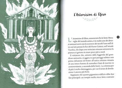 Libro Le 7 meraviglie del mondo antico Valerio M. Manfredi 4
