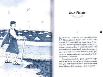 Libro I 7 re di Roma Roberto Piumini 2