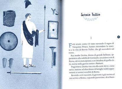 Libro I 7 re di Roma Roberto Piumini 3