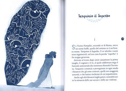 Libro I 7 re di Roma Roberto Piumini 4