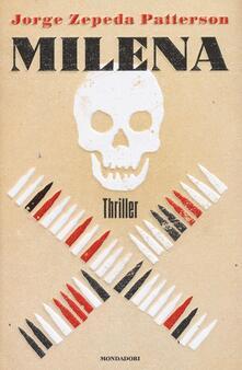 Milena - Jorge Zepeda Patterson - copertina