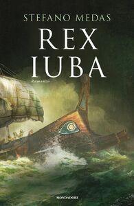Libro Rex Iuba Stefano Medas