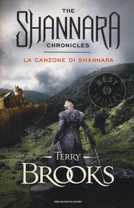 Libro La canzone di Shannara Terry Brooks