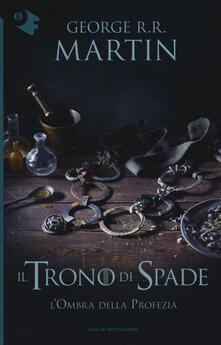 Il trono di spade. Vol. 9: ombra della profezia, L'. - George R. R. Martin - copertina