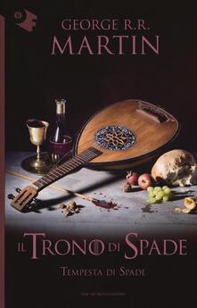 Librisulrazzismo.it Il trono di spade. Vol. 5: Tempesta di spade. Image