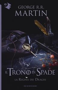 Libro La regina dei draghi. Il trono di spade. Vol. 4 George R. R. Martin