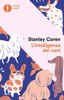 L' intelligenza dei cani - Stanley Coren - copertina