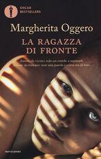 Libro La ragazza di fronte Margherita Oggero