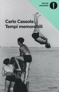 Tempi memorabili - Carlo Cassola - copertina