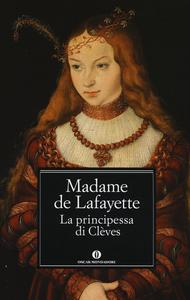 Libro La principessa di Clèves Marie-Madeleine de Lafayette