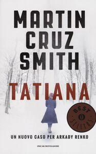 Libro Tatiana Martin Cruz Smith
