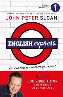 English express - John Peter Sloan - copertina