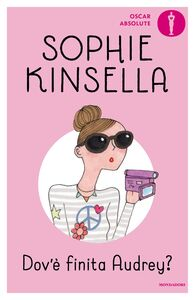 Libro Dov'è finita Audrey? Sophie Kinsella