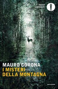 Libro I misteri della montagna Mauro Corona