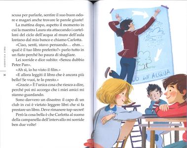 Libro Il club antilettura Lodovica Cima 2