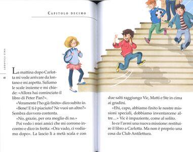 Libro Il club antilettura Lodovica Cima 3