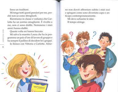 Libro Il club antilettura Lodovica Cima 4