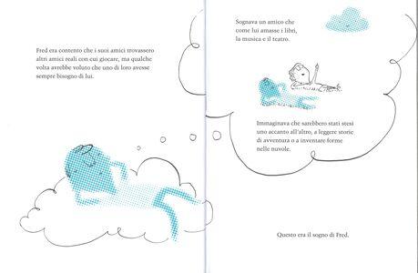 Libro Fred l'amico immaginario Eoin Colfer , Oliver Jeffers 2