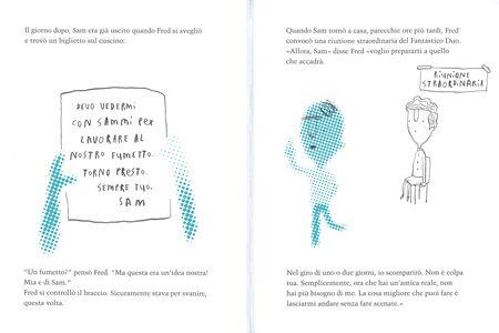 Libro Fred l'amico immaginario Eoin Colfer , Oliver Jeffers 4