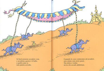 Libro Oh, quante cose vedrai! Dr. Seuss 2