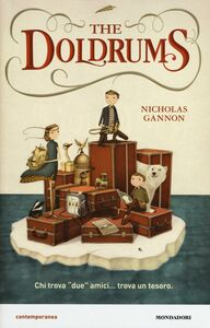 Libro The Doldrums Nicholas Gannon 0