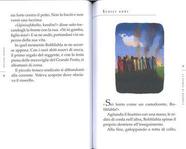 Foto Cover di La storia di Mandela raccontata ai bambini, Libro di Viviana Mazza, edito da Mondadori 2