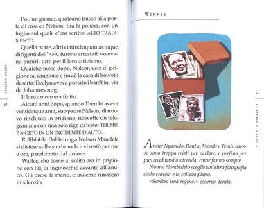 Foto Cover di La storia di Mandela raccontata ai bambini, Libro di Viviana Mazza, edito da Mondadori 4