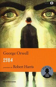 Foto Cover di 1984, Libro di George Orwell, edito da Mondadori