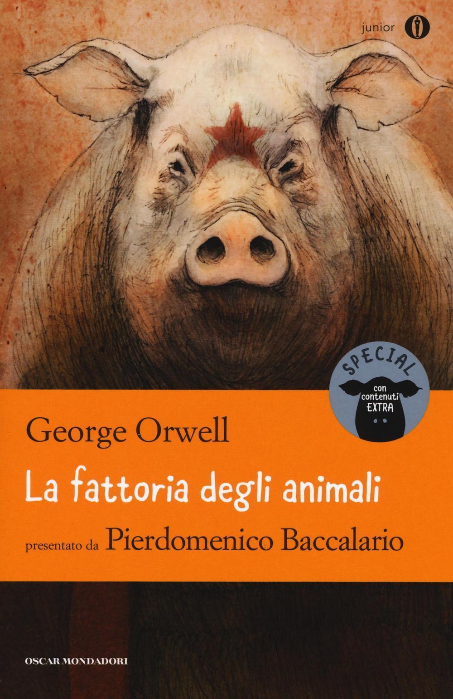 La fattoria degli animali george orwell libro