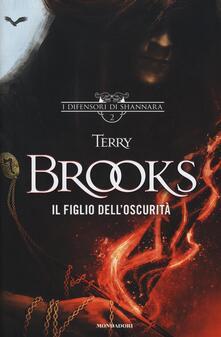 Il figlio dell'oscurità. I difensori di Shannara. Ediz. illustrata. Vol. 2 - Terry Brooks - copertina