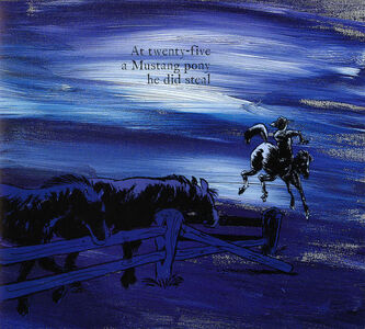 Foto Cover di Outlaw Pete, Libro di Bruce Springsteen,Frank Caruso, edito da Mondadori 2