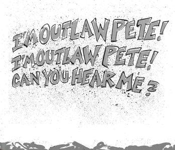 Foto Cover di Outlaw Pete, Libro di Bruce Springsteen,Frank Caruso, edito da Mondadori 3