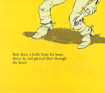 Foto Cover di Outlaw Pete, Libro di Bruce Springsteen,Frank Caruso, edito da Mondadori 4