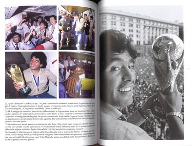 Libro La mano di Dio. Messico '86. Storia della mia vittoria più grande Diego A. Maradona , Daniel Arcucci 2