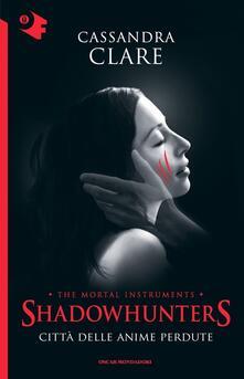Città delle anime perdute. Shadowhunters. The mortal instruments. Vol. 5