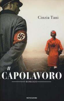 Il capolavoro - Cinzia Tani - copertina