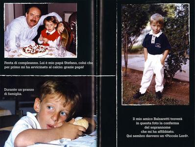 Libro Nero su bianco Claudio Marchisio 1