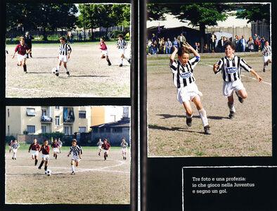 Libro Nero su bianco Claudio Marchisio 2