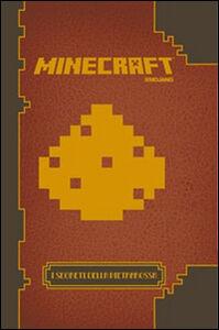 Libro Minecraft. I segreti della pietrarossa