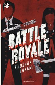 Libro Battle royale Koushun Takami