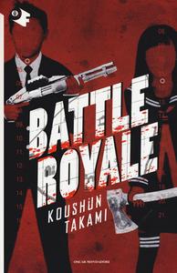 Libro Battle royale Koushun Takami