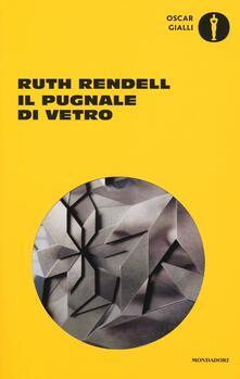 Il pugnale di vetro - Ruth Rendell - copertina