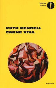 Libro Carne viva Ruth Rendell