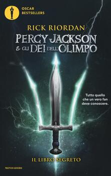 Filippodegasperi.it Il libro segreto. Percy Jackson e gli dei dell'Olimpo Image
