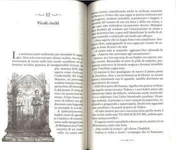 Libro L' accademia del bene e del male Soman Chainani 2