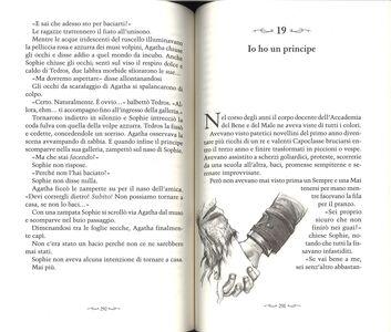 Libro L' accademia del bene e del male Soman Chainani 3
