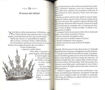 Libro L' accademia del bene e del male Soman Chainani 4