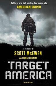 Libro Target America Scott McEwen , Thomas Koloniar