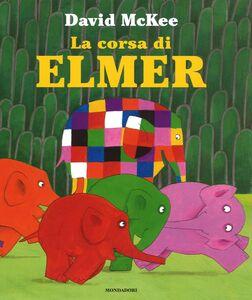 Libro La corsa di Elmer David McKee 0
